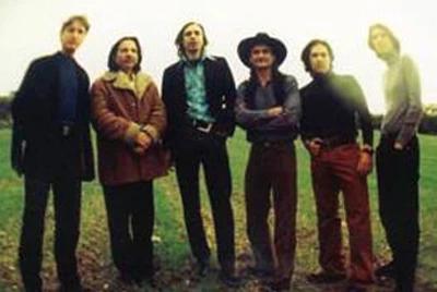 """עם חמי רודנר ושליחי הבלוז בעת הקלטת האלבום """"גאולה"""""""