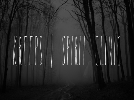KREEPS RETURN WITH NEW ALBUM 'SPIRIT CLINIC'