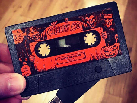 Kreeps and Creepy Co. Bring You The Halloween Beats