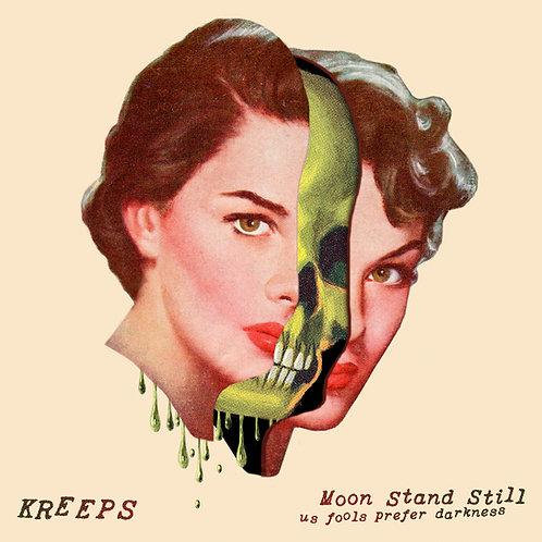 Moon Stand Still - Us Fools Prefer Darkness - CD