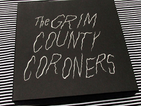 GRIM COUNTY CORONERS COLOUR VARIANT BOX ON PRE-ORDER NOW!
