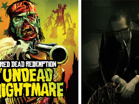 KREEPS SOUNDTRACK ZOMBIE CARNAGE IN RED DEAD REDEMPTION