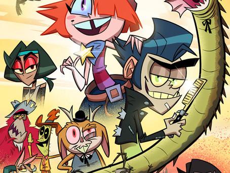 Kreeps Soundtracked Cartoon Pilot 'LONG GONE GULCH' Launches!