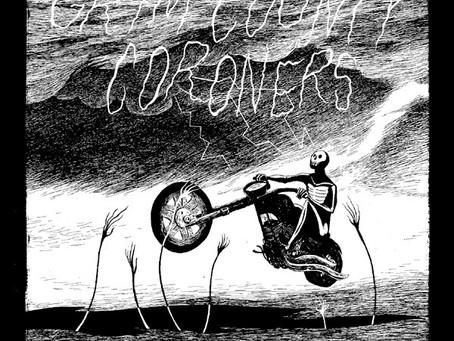 SECOND GRIM COUNTY CORONERS VINYL DROPS