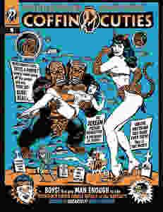 Dom Kreep Elvira Troma all In Coffin Cuties Magazine!