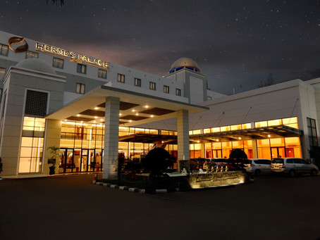 Exclusive Staycation with Hermes Palace Hotel Banda Aceh