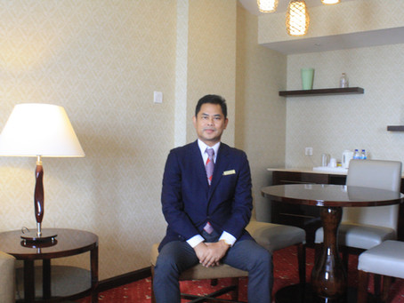 Get To Know, Budi Syaiful, General Manager Hermes Palace Hotel Aceh