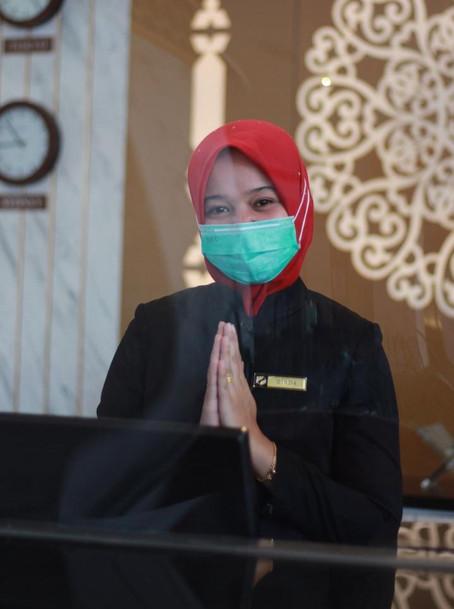 Tradisi Memuliakan Tamu  yang Menjadi Prinsip Hermes Palace Hotel Banda Aceh