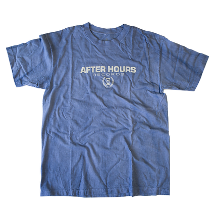 "Garment Dye Classic T-Shirt ""Ice Blue"""