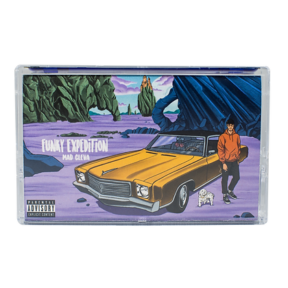 """Funky Expedition"" Cassette Tape"