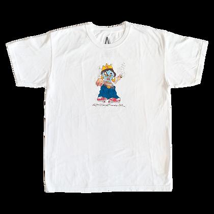 """""""Amor"""" T-Shirt White"""