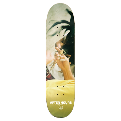 """Sabong"" Skateboard"