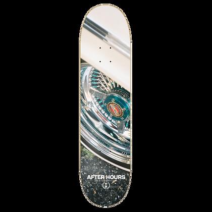 """""""100 Spokes"""" Skateboard"""
