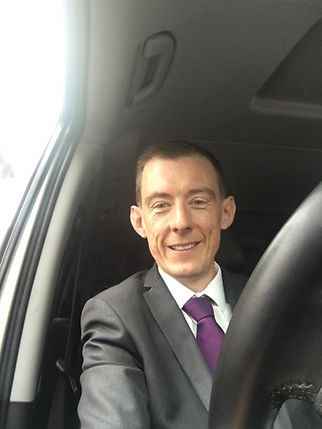 Ian Baird - owner of Select Chauffeurs