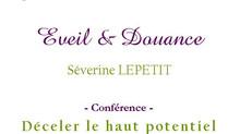Conférence : Déceler le haut potentiel intellectuel et l'intégrer : perspectives et approche - l