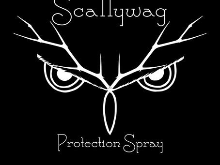 Coming Soon!!                            Skallywag Protection Spray