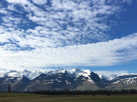Büroausflung nach Liechtenstein