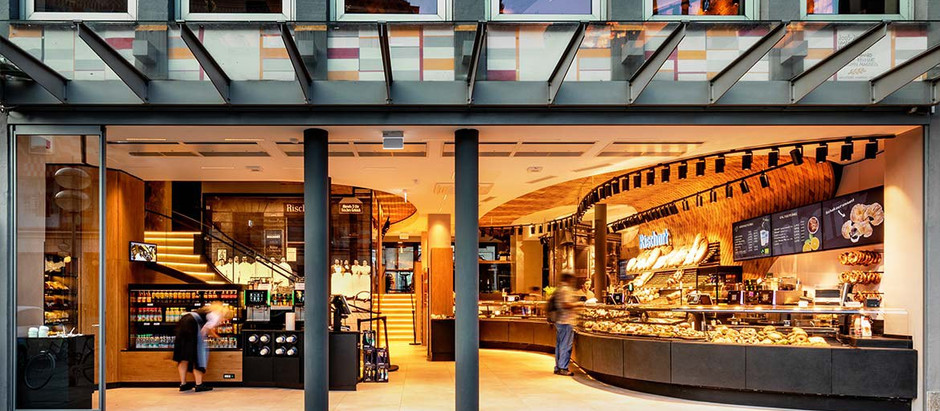 Café Rischart am Marienplatz                ist wiedereröffnet