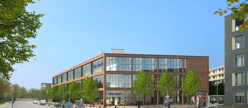 Spatenstich: Rischart baut neue Backstube inklusive Boardinghaus