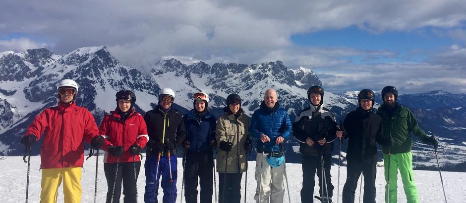 Skifahren 2019