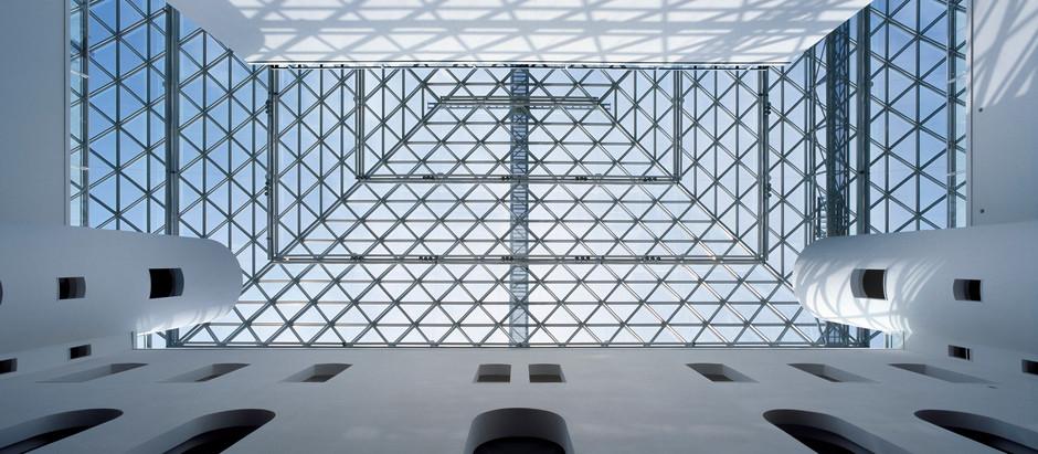 Ein Foto vom K21 Ständehaus in Düsseldorf gewinnt Architectural Photography Awards