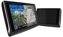 """Motorcycle Waterproof GPS 5.0"""" ZG-5060"""