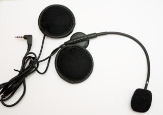 High Quality Helmet Headphones