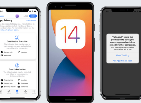 How will the iOS 14 update effect my App marketing