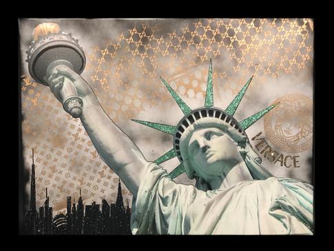 Liberty x Capitalism. HFU- 025