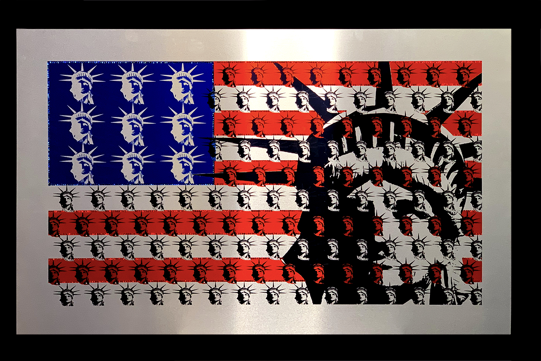 Liberty Flag Untitled LR