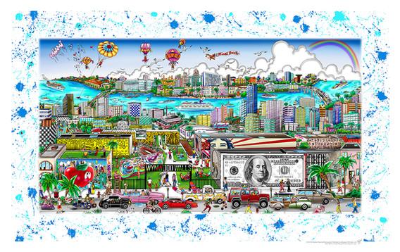 Miami...Artistically in the 305 AP