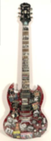 Heather Fazzino Hard Rock Guitar