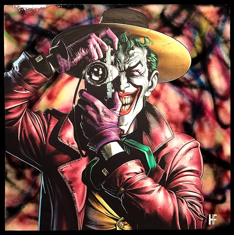 The Killing Joke. HFU- 027