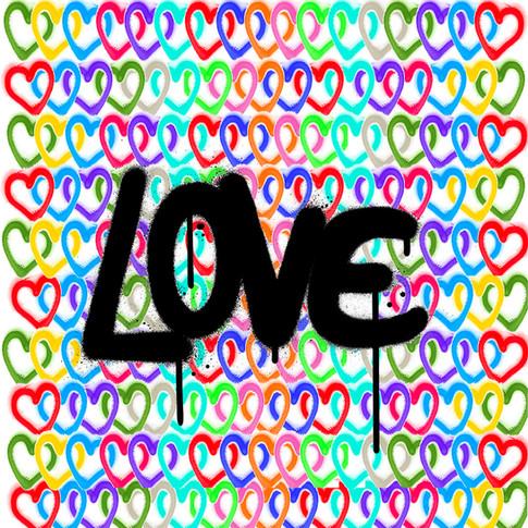 """HFU-0070 """"LOVE"""""""