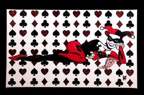 Harley Quinn: BANG! HFU- 024