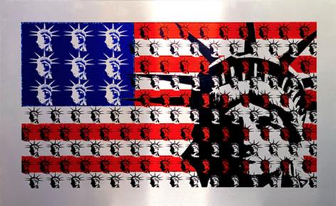 Untitled Liberty Flag
