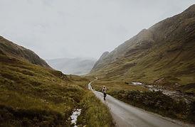 Caminhadas nas Highlands