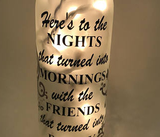 Here's to the Nights