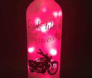Look Like a Princess, Ride Like a Pro