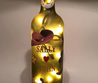 Personalized Western Theme
