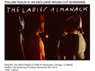 Exclusive Rough Cut Screening!