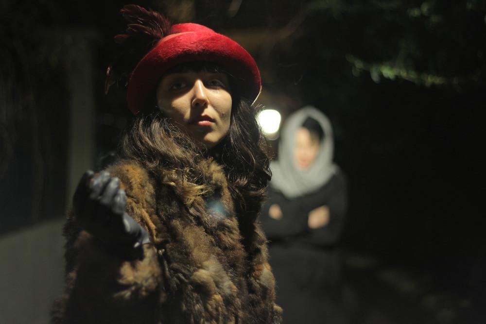 Dolly Wilde and Djuna Barnes still. Theladiesalmanack, 2015