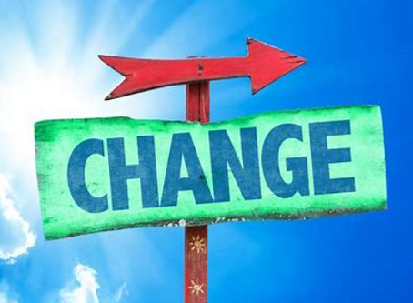 The One About Change