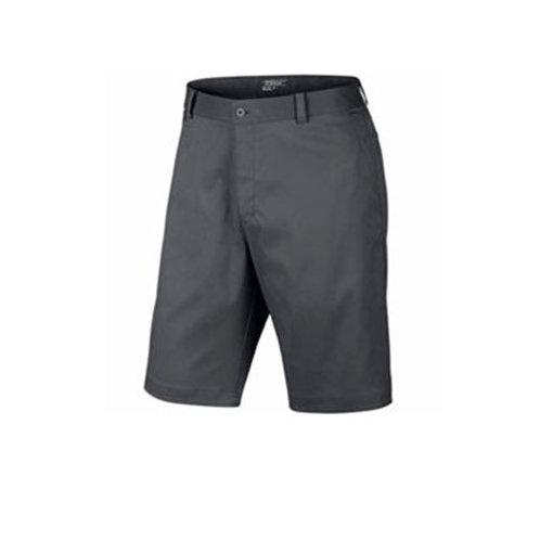 Pantaloneta Nike tipo golf gris- 639798-010