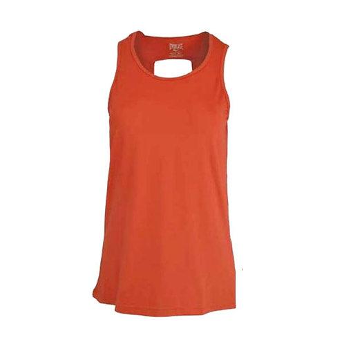 Blusa naranja Dama Everlast EV48ABL307