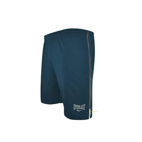 Pantaloneta Hombre azul con gris Everlast EV50HAM263