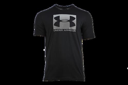 Camiseta Under Armour Negra 1329581-001