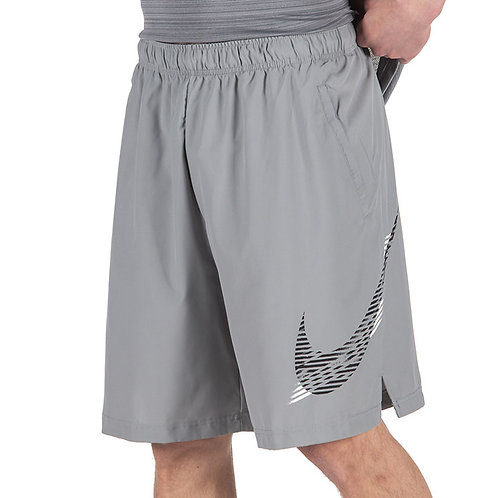 Pantaloneta Running  Gris - CJ1977-073
