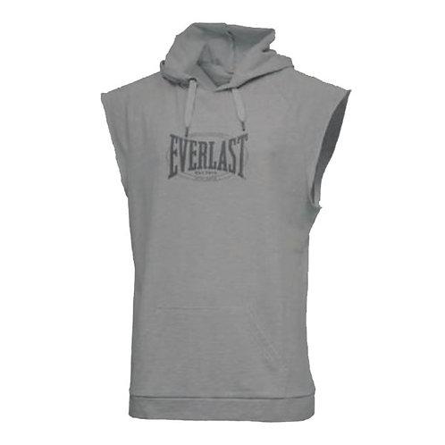 Camiseta Hoodie Gris capota Everlast - EV60NAM728