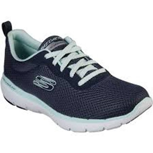 Tenis Skechers Navy Multiflex Flex-Appeal 3.0 13070-NVAQ